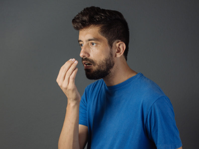 What If Your Breath Could Be Used To Sniff Out Sickness?