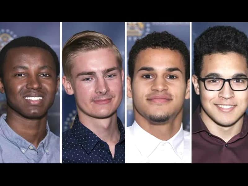 4 Teen Boys Protect A Teen Girl From 'Her Dad' And Are Hailed As Heroes