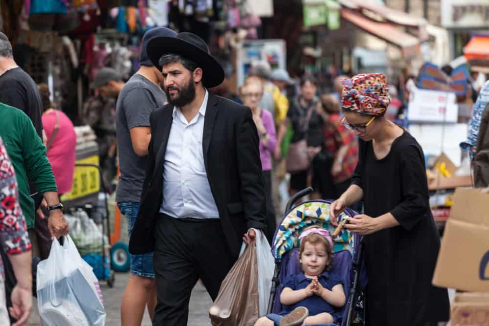 People of Jerusalem