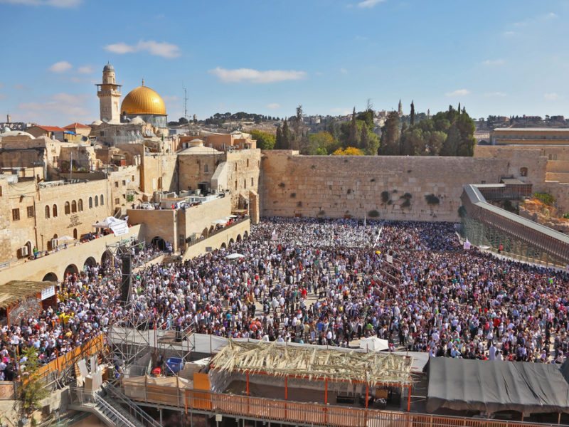 Who Are The People Of Jerusalem? Lessons From The Past