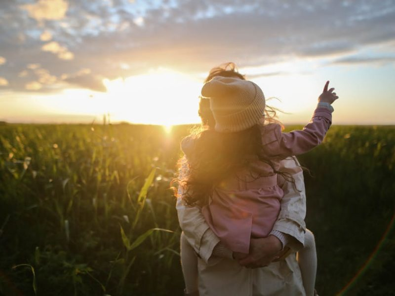 The Joy Of Motherhood – 'Godly Mothers Are The Nation's Greatest Treasure'