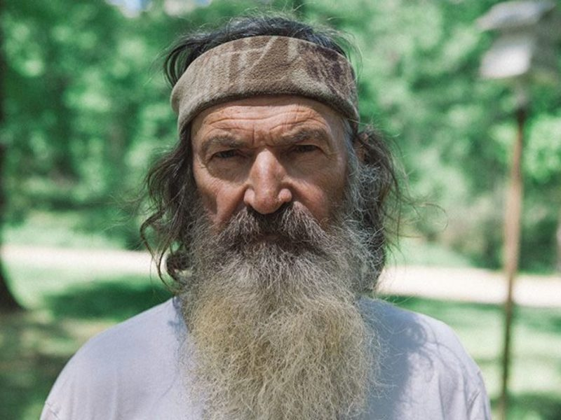 'Duck Dynasty' Star Phil Robertson Talks About America, Faith, Family and Ministry