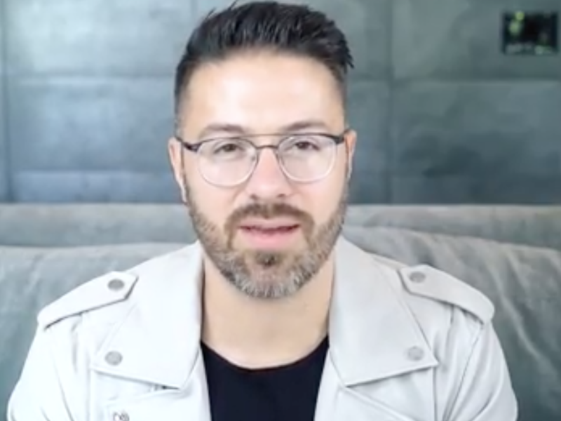 Danny Gokey's New Song  'Wanted' Reveals God's Amazing Love For Us