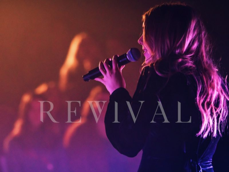 A Brave Declaration Of Tori Harper's 'Revival' Just Released, Becoming The Heart Cry Of Many