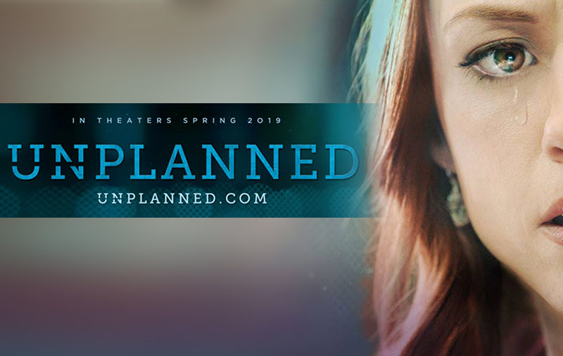 Enter to Win 10 FREE Tickets to See Unplanned in Theaters