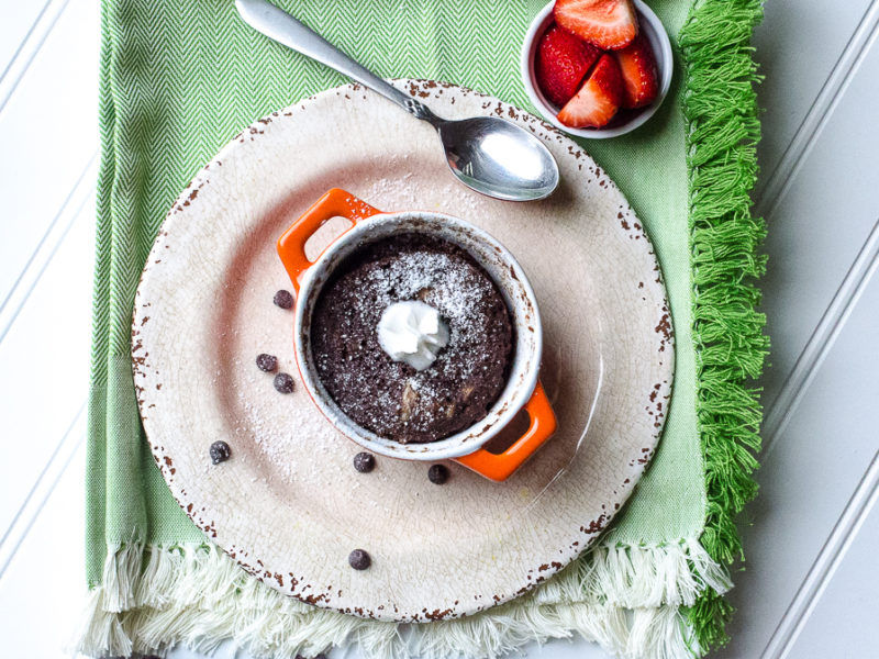 90 Second Sugar Free Mug Cake & The Power Of Our Words