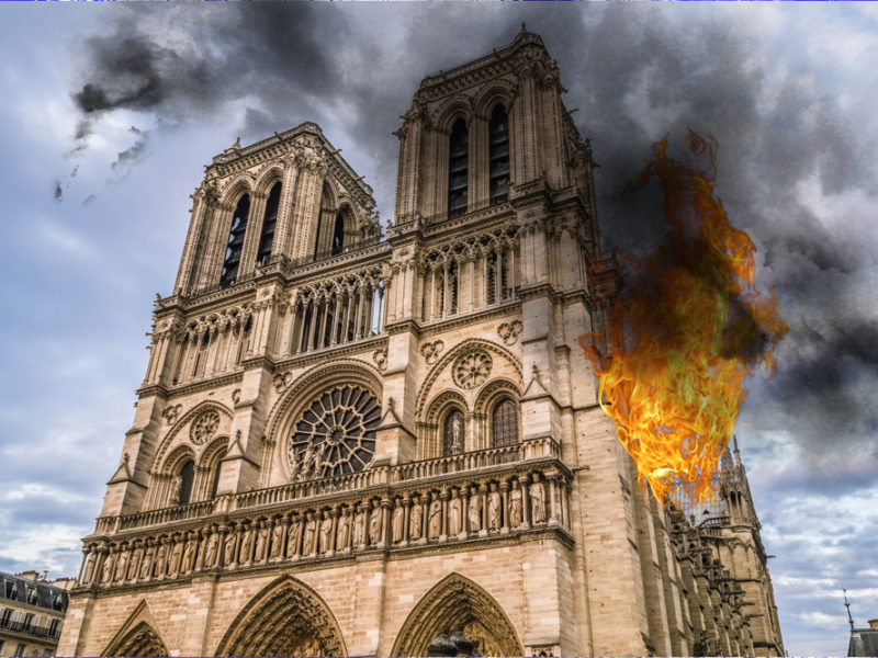 Notre Dame's Two Main Historic Artifacts Survived the Blaze