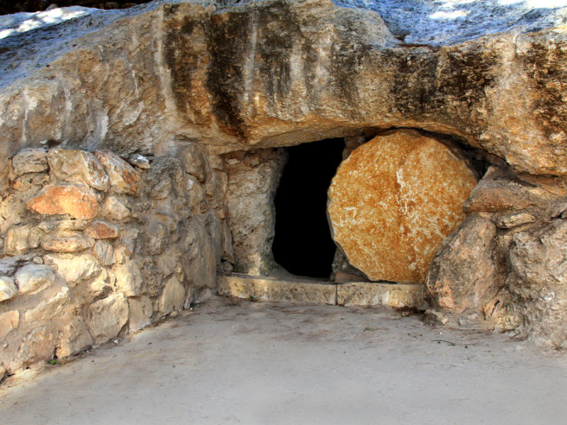 Coming Up LIVE On Resurrection Sunday – Join Us At The Garden Tomb