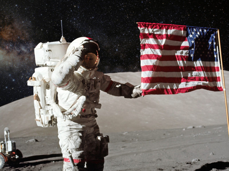 Did A Micro Lord's Prayer Help Put Man On The Moon?