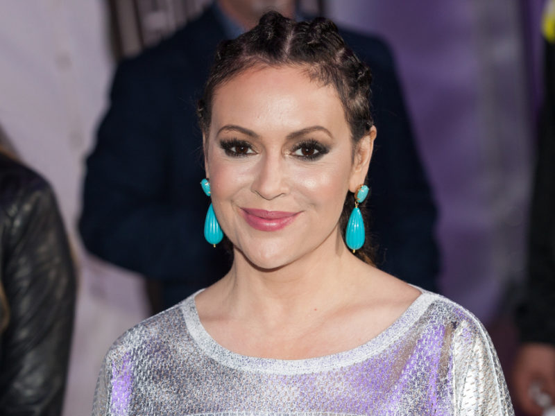 Alyssa Milano Now Has Over 100 Celebrities Against Filming in Georgia Over State's 'Heartbeat Bill'