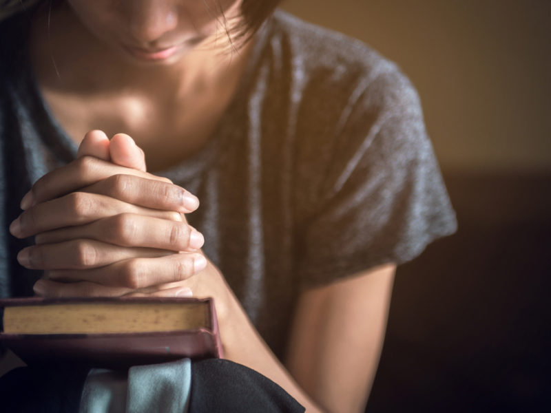 Are You The Prayer Warrior The Lord Has Been Looking For?