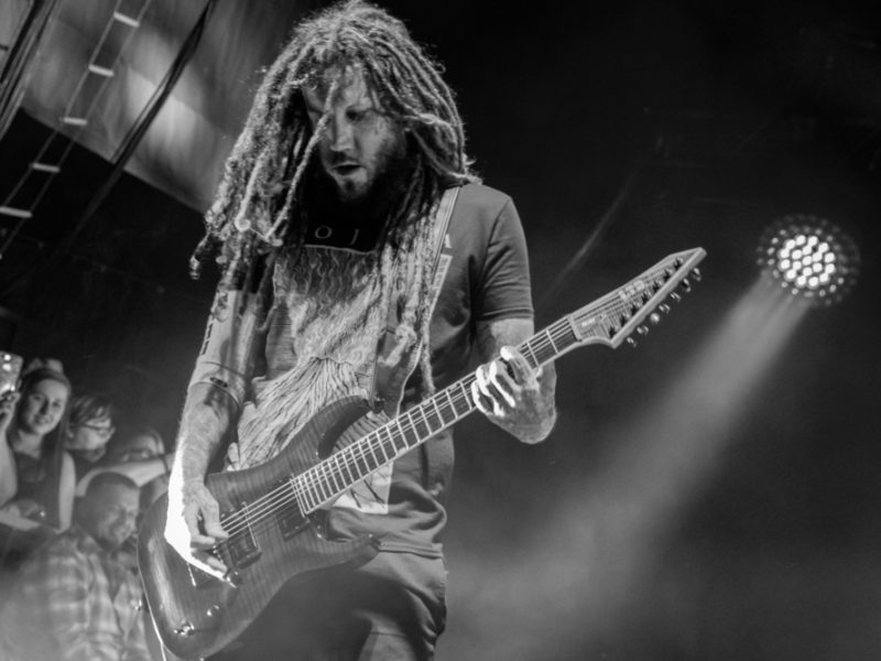 """Brian Welch – Jesus Says """"Just Be Yourself"""""""