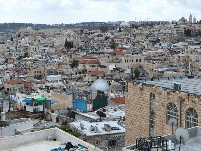 Zionist Group Works to Improve Lives of Jerusalem's Arabs