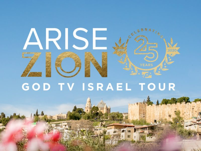 CEO Ward Simpson Would Like To Invite YOU To Arise Zion 2020!