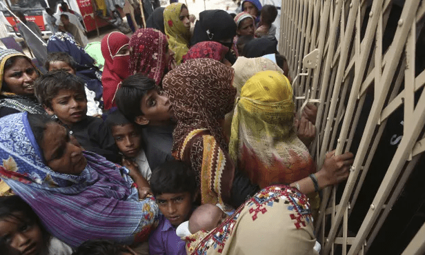 Prayer For Pakistan HIV Outbreak Effecting Over 500 People