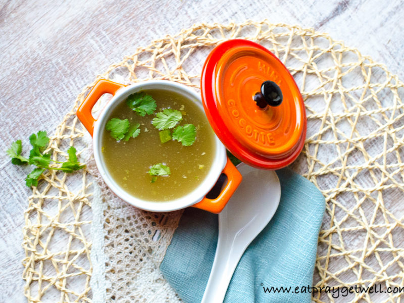Healing Bone Broth And An Opportunity to Meet Dr Charles Stanley