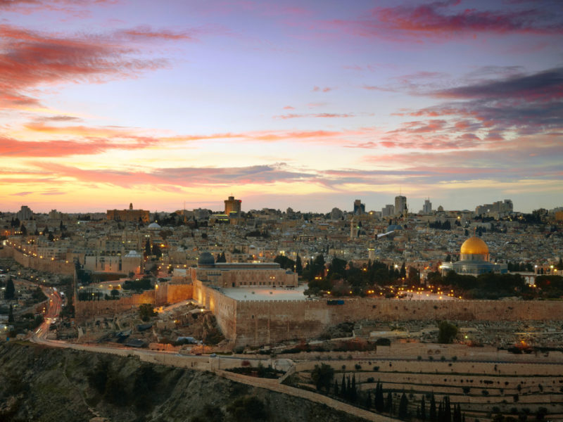 Israel: Why Such a Small Country is Central to World History