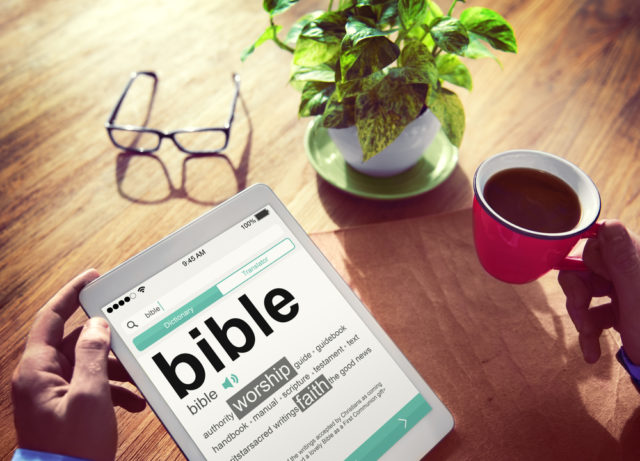 The 7 Benefits of a Bible Verse of the Day