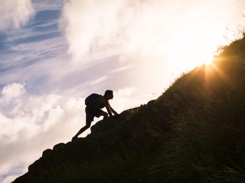 Endurance Is A Hard Life Lesson