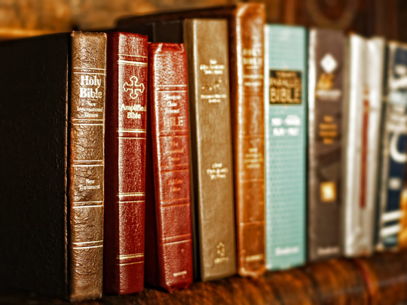 Study Bible: How to Choose the Right One