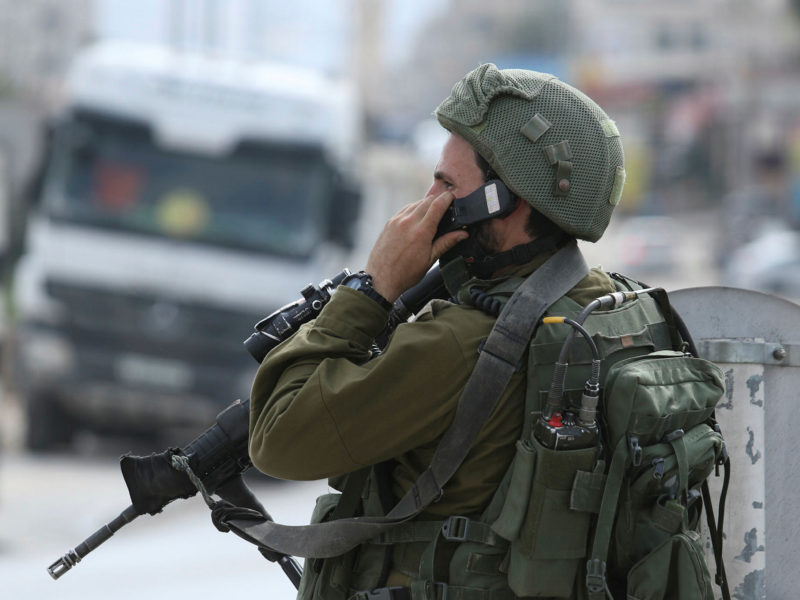 Israeli Special Forces, PA Security Service Exchange Fire; No Israeli Injuries