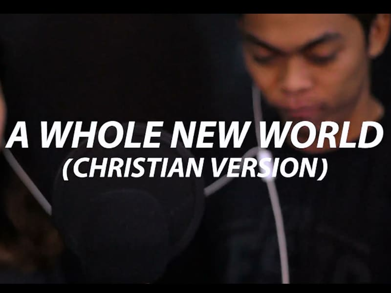 Christian Version Of 'A Whole New World' Reveals What God's Love Looks Like