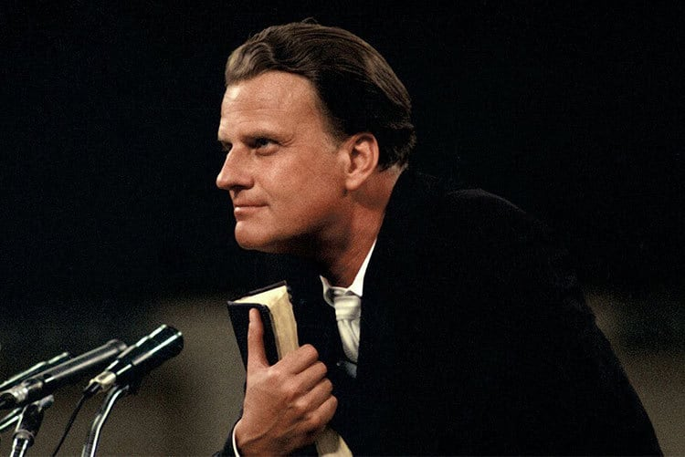 Billy Graham: The Gospel Till The End