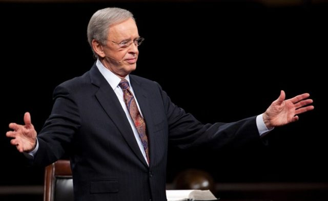 The man behind the ministry of Dr. Charles Stanley