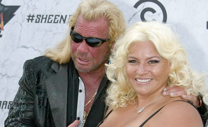 "Beth Chapman, Wife to Duane 'Dog the Bounty Hunter' Chapman, Has ""Hiked the Stairway to Heaven"""