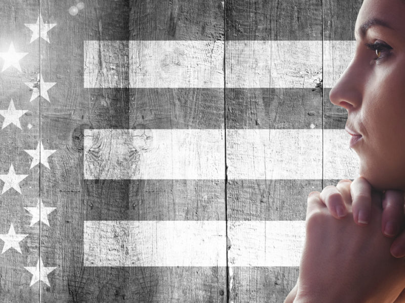 It's Time To Contend For Awakening In America Through Prayer And Fasting
