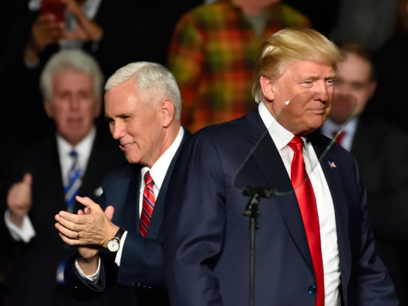 GOD TV Joins Franklin Graham, Lance Wallnau And Others To Pray For President Trump