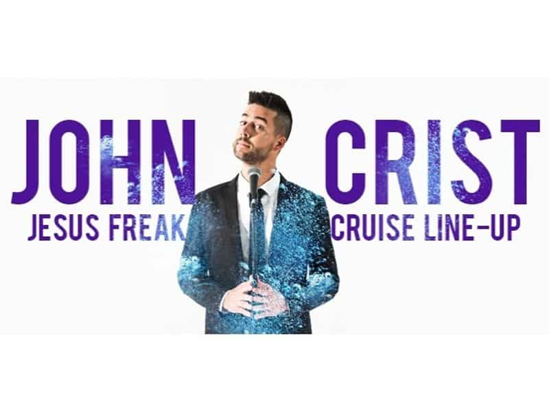 Christian Comedian, John Crist Has A New Video Out, On A Cruise Ship, And It's Hilarious!