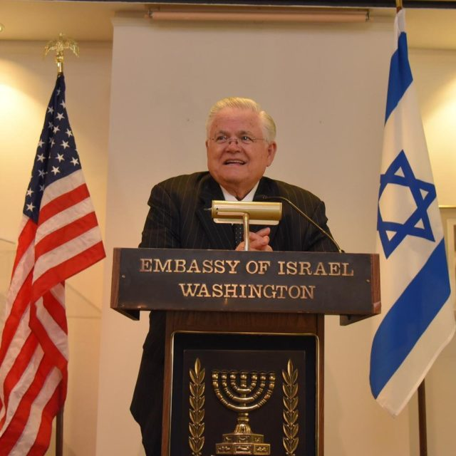 John Hagee: A Heart for the Orphan, Our Nation, and the