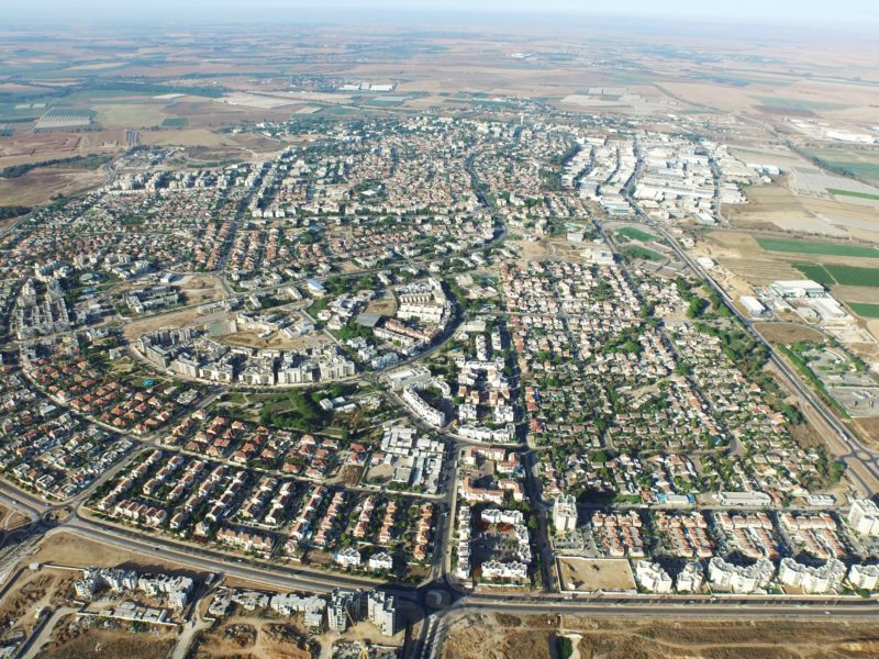 Netivot, Israel: A Call to Prayer for the Region