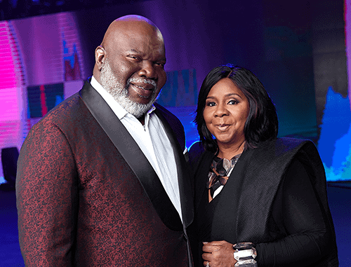 T D  Jakes: A Man With Kingdom Vision and Anointing | God TV