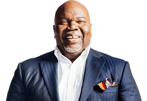 T.D. Jakes: A Man With Kingdom Vision and Anointing