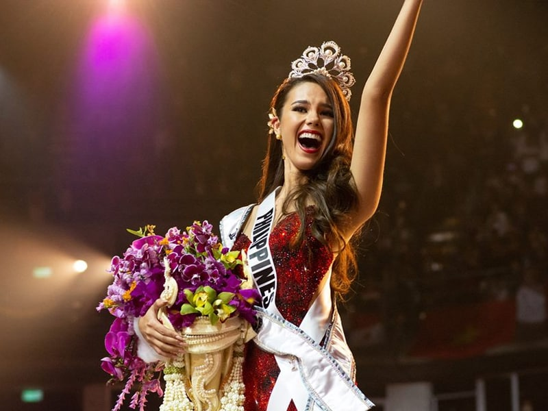 Reigning Miss Universe, Catriona Gray Glorifies Jesus In A Heart-Melting Speech!