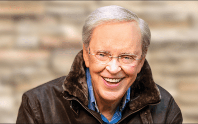 Dr. Charles Stanley: Obeying God and Leaving it All Up to Him