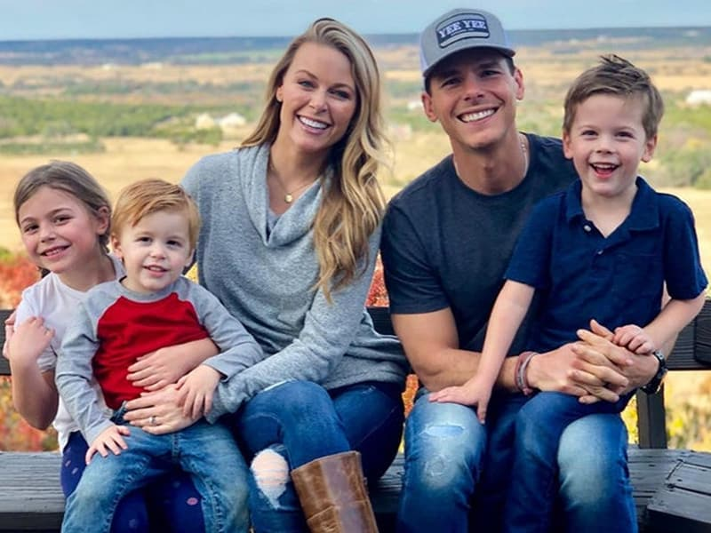 Country Singer Granger Smith Opens Up About The Tragic Accident That Killed His Youngest Son