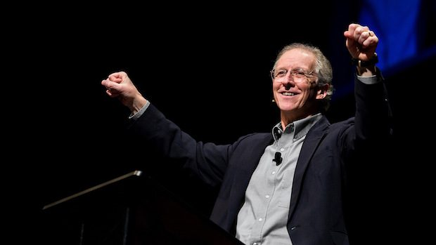 John Piper and God