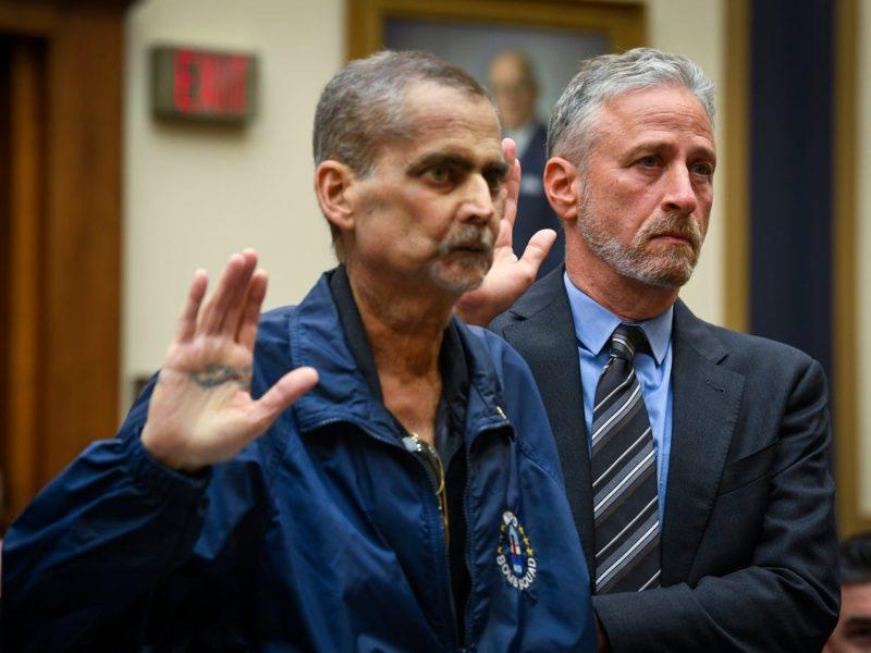 9/11 Hero, Luis Alvarez – America's Finest Gives A 'Final Interview'