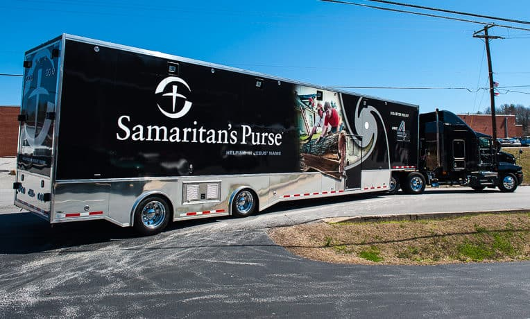 Samaritan's Purse: Obeying the Command, Go and Do Likewise!