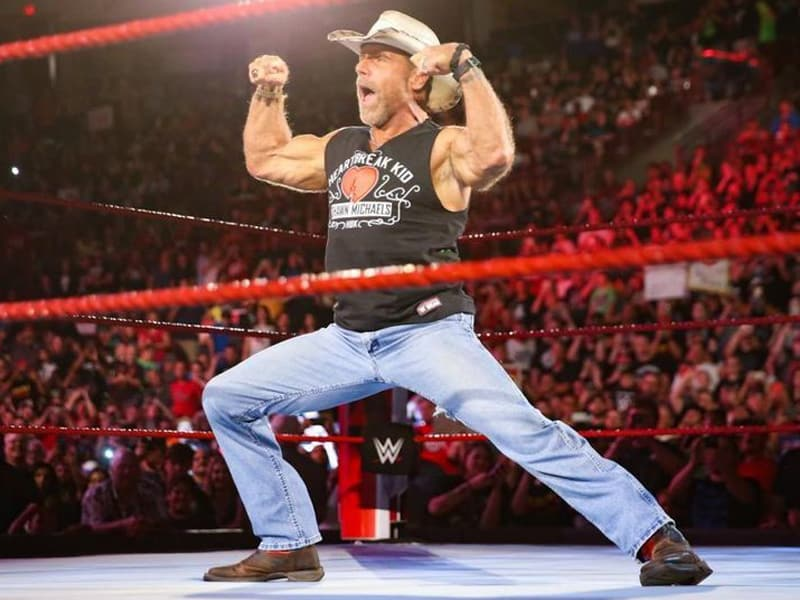 WWE Superstar Shawn Michaels Opens Up About His Christian Faith