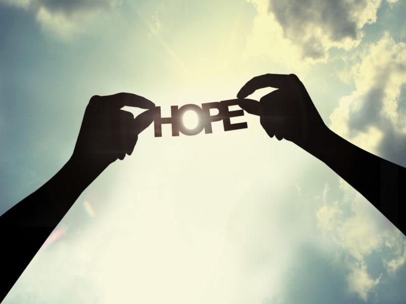 You Step… He Steps… Hope Has A Name
