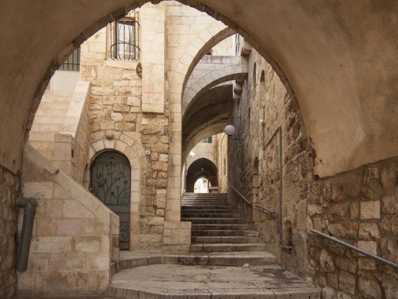 WATCH: 'That's Zionism': Israelis Return to the Heart of Kfar Hashiloach in Jerusalem