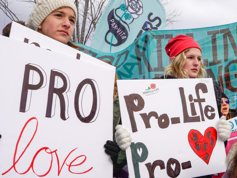 Hope Is Arising That Roe V Wade Can Be Overturned Through Prayer