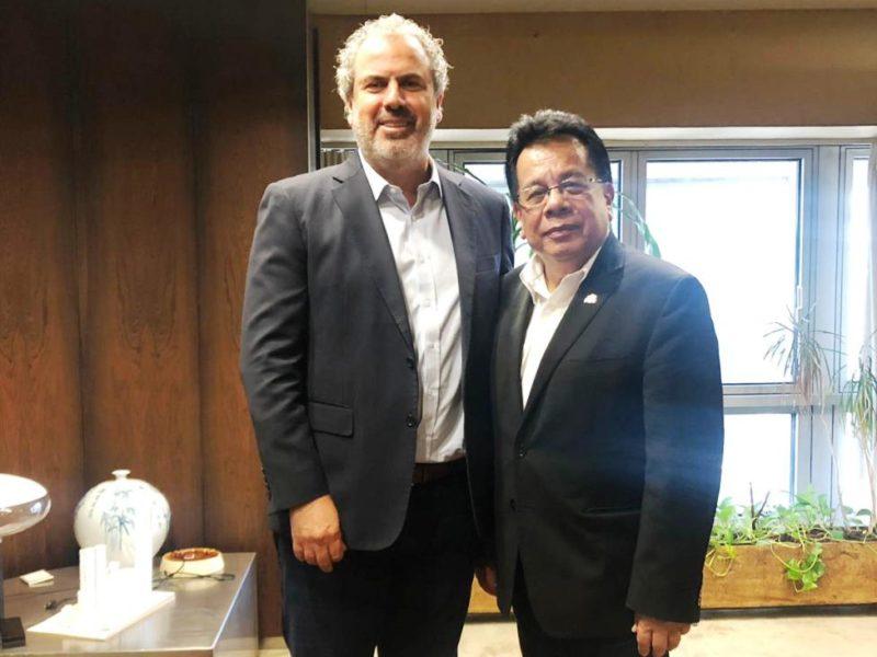 Indonesian Delegation Visits Israel's Diamond Exchange For 1st Time