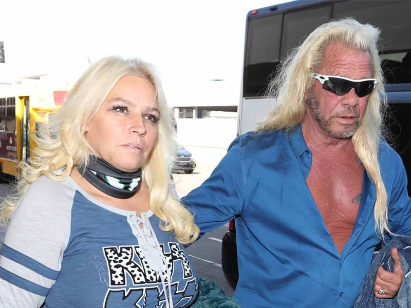 Duane 'Dog' Chapman Reveals His Wife Beth's Final Words Were 'In Jesus' Name!""