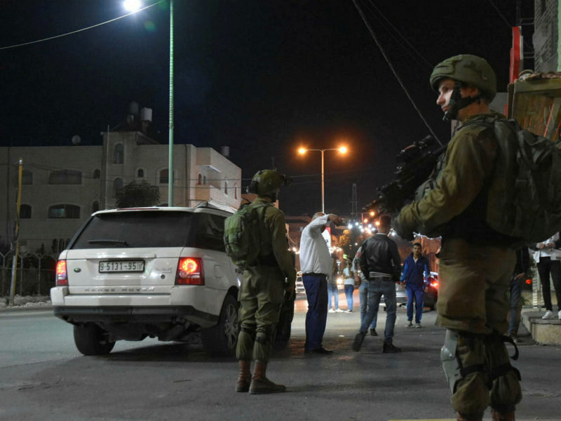 'I Fear for My Life': Inside the Overnight Drama to Rescue the Hebron Businessmen from the PA