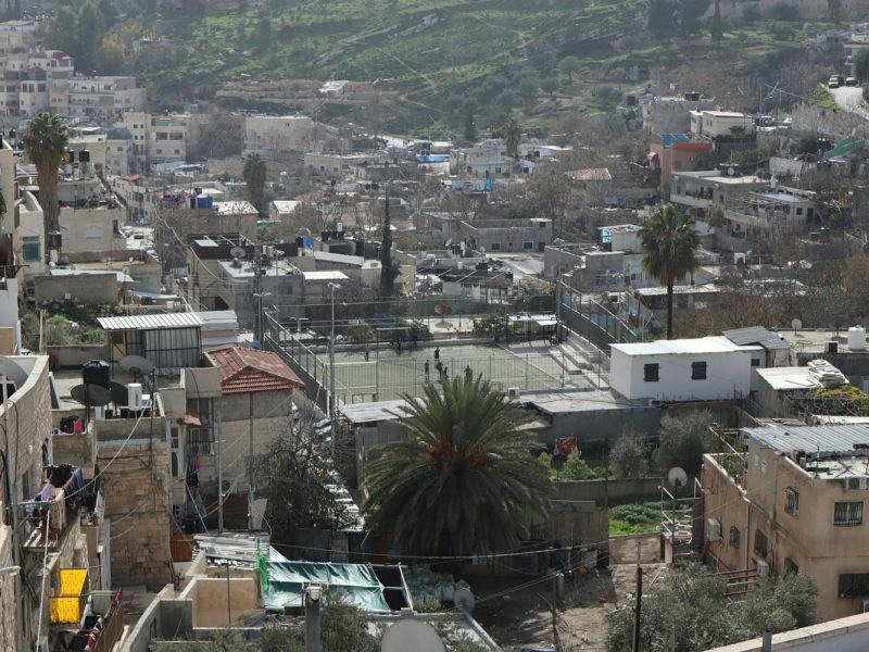 Israel Invested NIS 100 M. in Eastern Jerusalem Arab Neighborhoods, with a Focus on Education